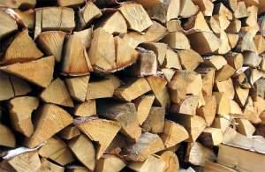 Затраты на отопление дровами