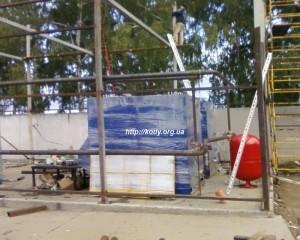 Установка пиролизных котлов - 300kvt