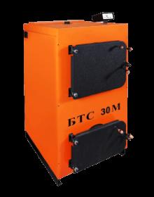 Стоимость пиролизных котлов длительного горения БТС-М и краткие характеристики