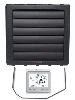 Комплект HC PRESTIGE (тепловентилятор + кронштейн + программируемый термостат HMI)