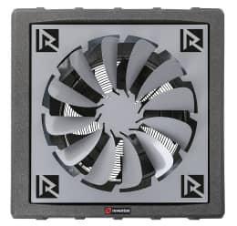 Тепловентиляторы HC с накладкой 360